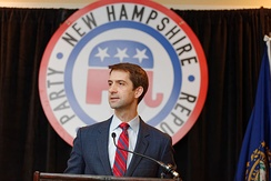 Senator Cotton at First in the Nation Townhall, New Hampshire