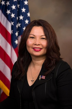 Duckworth as a U.S. Representative during the 113th congress