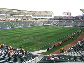 Dignity Health Sports Park, LA Galaxy's home stadium since 2003