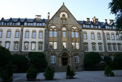 The University of Luxembourg is the only university based in the country.