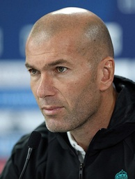 Zinedine Zidane was named the best European footballer of the past 50 years in a 2004 UEFA poll.[440]
