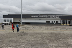 São Tomé International Airport