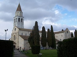 The Basilica of Aquileia.