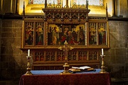 Reredos by Charles Edgar Buckeridge