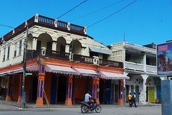 Colonial architecture in Les Cayes