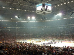 Ice Hockey World Championships 2010 in Germany