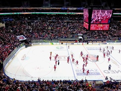 Ice hockey is the most popular sport in the Czech Republic and the Czech national team is one of the world's most successful teams
