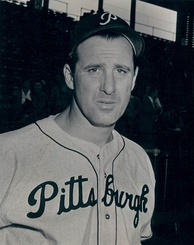 Greenberg with the Pirates in 1947