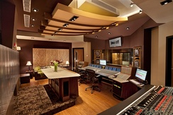 Jungle City Studios, where parts of the album were recorded.