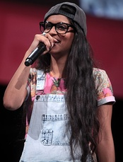 Lilly Singh, actress and YouTuber
