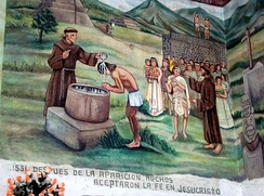Evangelization of Mexico