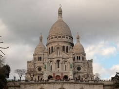 The Roman Catholic Basilique du Sacré-Cœur