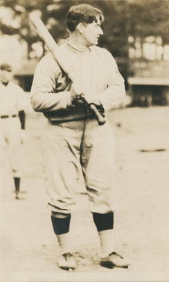 Bresnahan with Toledo, date unknown.