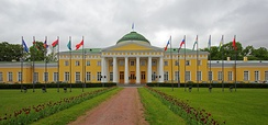 Potemkin's Tauride Palace in St. Petersburg