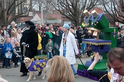 Mardi Gras in St. Louis, 2011