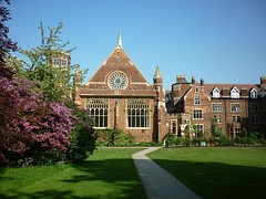 The Cavendish Building of Homerton College, Cambridge