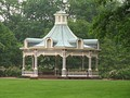 Victorian gazebo in Ohio