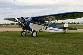 Fairchild 71 in original PanAm colors