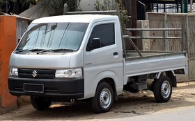 2019 Suzuki Carry Flat Deck 1.5 DC61T (20190826) 01.jpg
