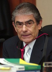 Carlos Ayres Britto, President of Brazil's Supreme Court