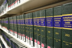 Canadian Criminal Cases collection