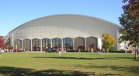 Virginia Tech's Cassell Coliseum