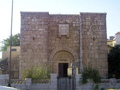 Bab Kisan, believed to be where Paul escaped from persecution in Damascus