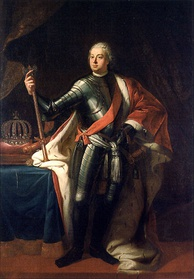 "King Frederick William I, ""the Soldier-King"""