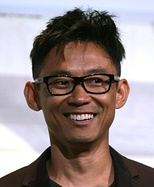 James Wan: the co-story writer/director of Aquaman, and director of Aquaman 2