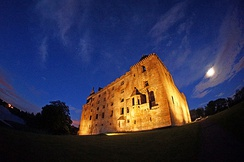Linlithgow Palace at Night