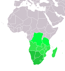 Southern Africa (UN subregion)   geographic, including above   Southern African Development Community (SADC)