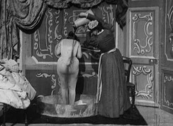 After the Ball  (1897) is the earliest known film to show nudity.[10]