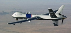 MQ-9 Predator B UAS operated by United States Customs and Border Protection