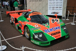 1991 Mazda 787B, the only Le Mans winner with Wankel engine