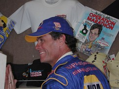 Michael Waltrip drove the No. 15 from 2001 to 2005