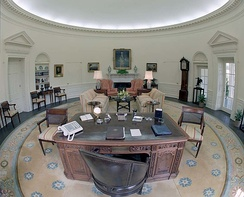 The Oval Office in 1981