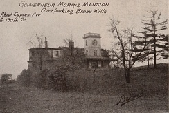 Morris's home in 1897