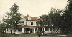 The Wyoming Hotel, c. 1905