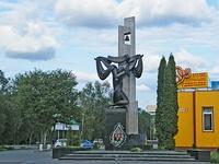 Памятник «Пожарным Чернобыля»