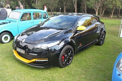 Renault Sport Mégane 265 Cup Red Bull RB7 Edition