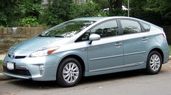 Toyota Prius Plug-in Hybrid (first generation)