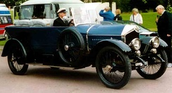 Crossley 9T 25/30 HP Phaeton 1920