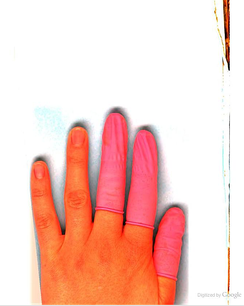 A hand scanned in a Google book