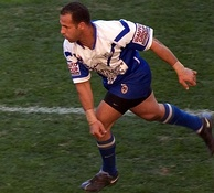 Rugby League player Hazem El Masri, is a member of Australia's large Lebanese-Australian Muslim community.