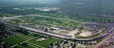 Indianapolis Motor Speedway, the track where the race will be held.