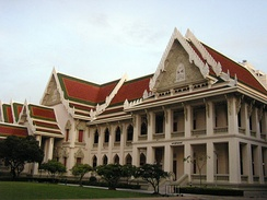 Chulalongkorn University, established in 1917, is the oldest university in Thailand.