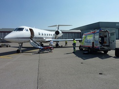 Gulfstream IV Air Ambulance