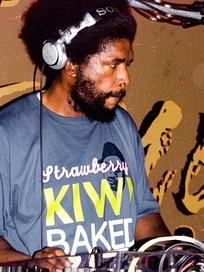 Producer and drummer Questlove (pictured in 2006) sent music to Badu during her hiatus.