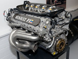 Renault has twelve F1 Championships wins as engine manufacturer in Formula One.[123] Nigel Mansell, Damon Hill, Michael Schumacher, Alain Prost, Fernando Alonso, Sebastian Vettel and Jacques Villeneuve won eleven F1 driver's titles with cars powered by Renault engines.