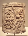 Royal family, Shunga, West Bengal 1st century BCE.